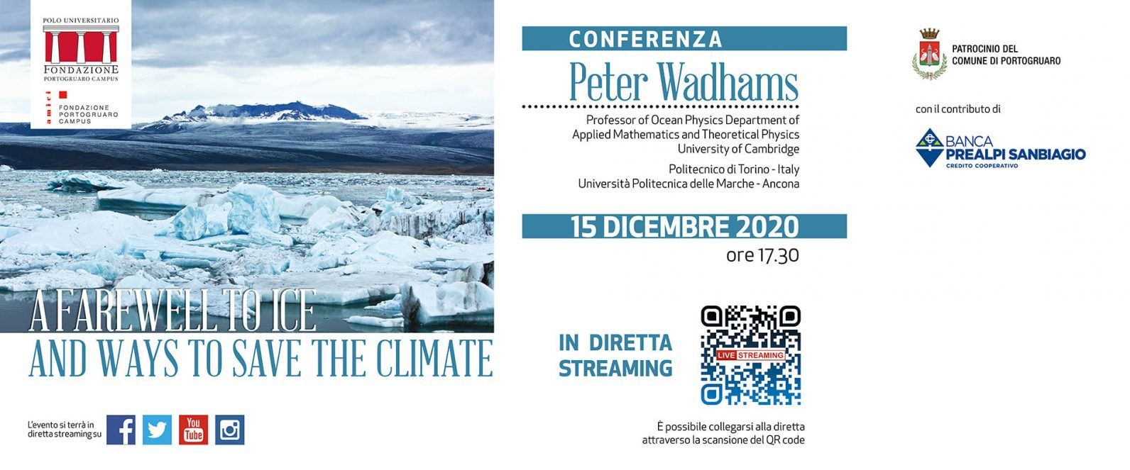 A FAREWELL TO ICE–AND WAYS TO SAVE THE CLIMATE-Peter Wadhams